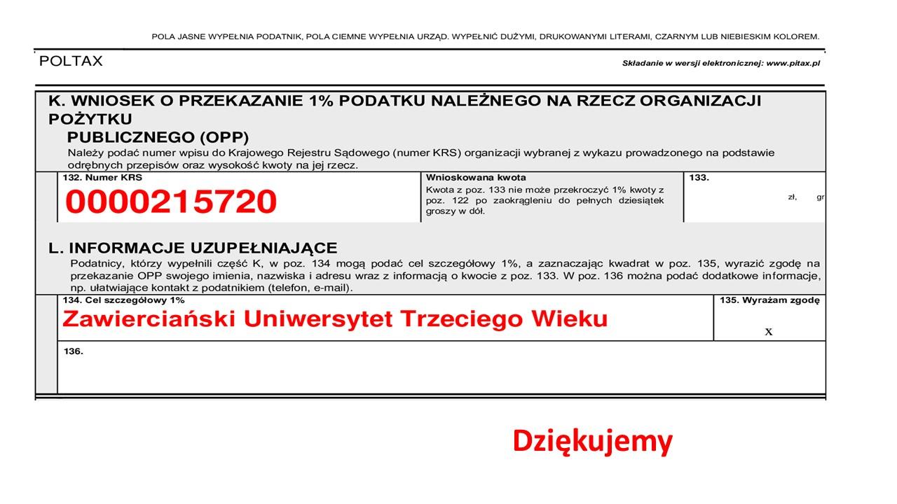 Nominowanie  Osobowość Roku 2020. wkategorii samorządność ispołeczność lokalna.